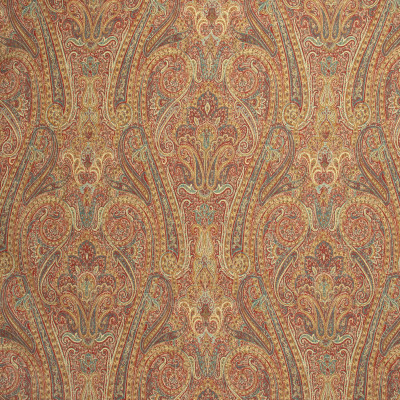 S1196 Rust Fabric: S05, ANNA ELISABETH, PAISLEY RED, NEUTRAL PAISLEY, RED PAISLEY, PAISLEY NEUTRAL
