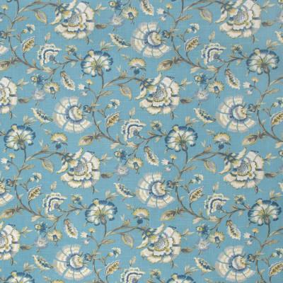 S1289 Porcelain Fabric: S07, ANNA ELISABETH, FLORAL PRINT, BLUE PRINT, NEUTRAL PRINT, BLUE FLORAL, NEUTRAL FLORAL