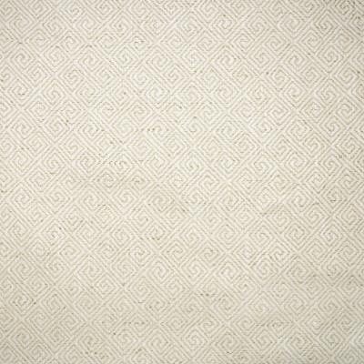 S1310 Parchment Fabric: S07. ANNA ELISABETH, NEUTRAL GEOMETRIC, WHITE GEOMETRIC, WOVEN GEOMETRIC