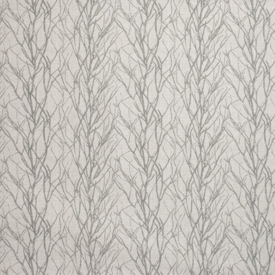 S1318 Steel Fabric: S07, COTTON, 100% COTTON, ANNA ELISABETH, GRAY PRINT, GRAY NOVELTY, NOVELTY PRINT, NEUTRAL NOVELTY, TREE