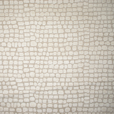 S1404 Sesame Fabric: S09, ANNA ELISABETH, WHITE AND NEUTRAL CHENILLE, DOT CHENILLE, CHENILLE DOT, NEUTRAL DOT CHENILLE