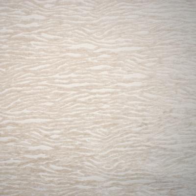 S1406 Snow Fabric: S09, ANNA ELISABETH, WHITE CHENILLE, WHITE PATTERNED CHENILLE, ZEBRA PATTERN CHENILLE, WHITE ZEBRA CHENILLE, CHENILLE WHITE, ZEBRA CHENILLE WHITE