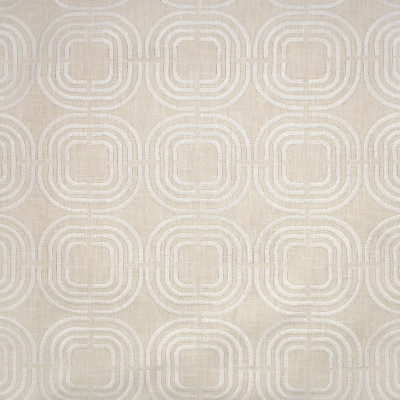 S1407 Linen Fabric: S09, EMBROIDERY, ANNA ELISABETH, GEOMETRIC NEUTRAL, NEUTRAL GEOMETRIC, WOVEN NEUTRAL GEOMETRIC, NEUTRAL WOVEN GEOMETRIC