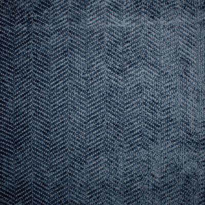 S1434 Ocean Fabric: S10, BLUE HERRINGBONE, HERRINGBONE CHENILLE, BLUE CHENILLE, BLUE HERRING CHENILLE, ANNA ELISABETH