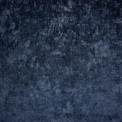 S1435 Midnight Fabric: S10, BLUE CHENILLE, CHENILLE BLUE, SOLID BLUE CHENILLE, SOLID BLUE, ANNA ELISABETH