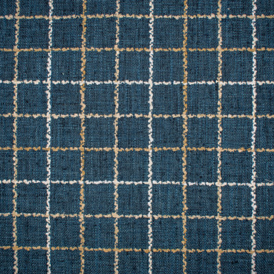 S1436 Marina Fabric: S10, TEXTURE WOVEN, WOVEN TEXTURE, PLAID WOVEN, WOVEN PLAID, BLUE TEXTURE, BLUE PLAID, BLUE WOVEN PLAID, BLUE WOVEN TEXTURE, ANNA ELISABETH