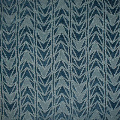 S1438 Indigo Fabric: S10, GEOMETRIC BLUE, GEOMETRIC WOVEN BLUE, CONTEMPORARY BLUE, WOVEN CONTEMPORARY, BLUE WOVEN, BLUE GEOMETRIC WOVEN, ANNA ELISABETH