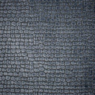 S1442 Nile Fabric: S10, BLUE CHENILLE, CHENILLE BLUE, BLUE DOT, CHENILLE BLUE DOT, ANNA ELISABETH