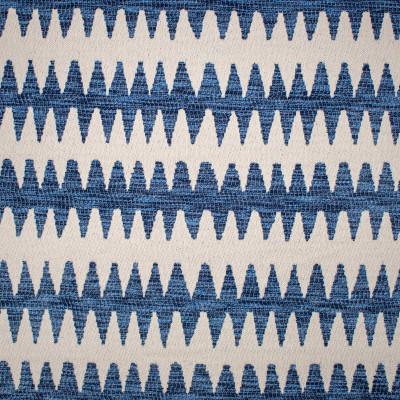 S1445 Indigo Fabric: S10, CONTEMPORARY WOVEN, WOVEN CONTEMPORARY, BLUE WOVEN, BLUE CONTEMPORARY, BLUE WOVEN CONTEMPORARY,  ANNA ELISABETH, NEUTRAL CONTEMPORARY, NEUTRAL WOVEN