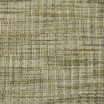 S1491 Green Tea Fabric: S11, BORDEAUX, ANNA ELISABETH, WOVEN BLUE TEXTURE, LIGHT BLUE TEXTURE
