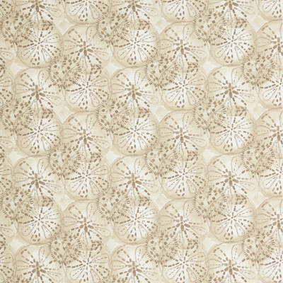 S1570 Cambric Fabric: S12, ANNA ELISABETH, CATHEDRAL SAINT-ANDRE, BORDEAUX, NEUTRAL, BROWN, NEUTRAL PRINT, BROWN PRINT, CONTEMPORARY, CONTEMPORARY PRINT, CAMBRIC, BEACH, TROPICAL