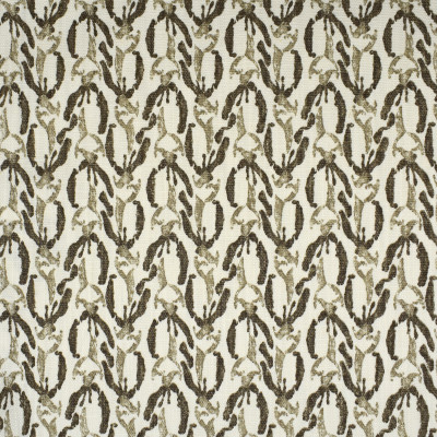 S1575 Reed Fabric: S12, ANNA ELISABETH, CATHEDRAL SAINT-ANDRE, BORDEAUX, NEUTRAL, BROWN, PRINT, CONTEMPORARY, CONTEMPORARY PRINT, BROWN PRINT, NEUTRAL PRINT, CREAM, CREAM PRINT, REED