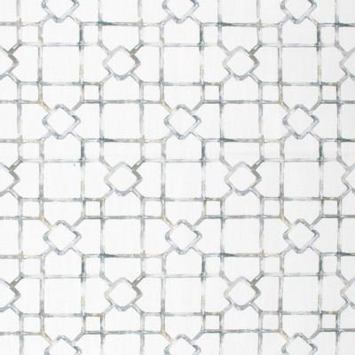 S1604 Travertine Fabric: S13, GRAY AND WHITE GEOMETRIC PRINT, GEOMETRIC PRINT, GRAY GEOMETRIC PRINT, BORDEAUX, ANNA ELISABETH