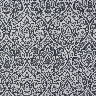 S1643 Pewter Fabric: S13, CHARCOAL WOVEN FLORAL, GRAY WOVEN FLORAL, GRAY FLORAL, GRAY SCROLLING FLORLA, BORDEAUX, ANNA ELISABETH