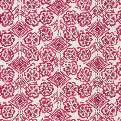 S1703 Plum Fabric: S14, RASPBERRY MEDALLION, RASPBERRY MEDALLION COTTON PRINT, PINK MEDALLION, PINK MEDALLION COTTON PRINT, BORDEAUX, ANNA ELISABETH