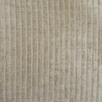 S1804 Pearl Grey Fabric: S16, BEIGE, GREY, ANNA ELISABETH, CHENILLE STRIPE, STRIPE, CHENILLE, TONE ON TONE STRIPE