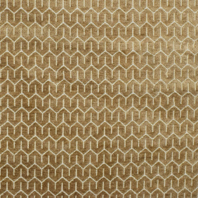 S1807 Parchment Fabric: S16, BEIGE, HONEY, NEUTRAL, GOLD, GEOMETRIC, SMALL-SCALE GEOMETRIC, CHENILLE, GEOMETRIC CHENILLE, ANNA ELISABETH