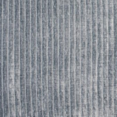 S1824 Blue Smoke Fabric: S16, SLATE, SMOKY BLUE, TONE ON TONE STRIPE, TONE ON TONE, STRIPE, HORIZONTAL STRIPE, CHENILLE, ANNA ELISABETH