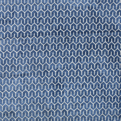 S1829 Navy Fabric: S16, NAVY GEOMETRIC, GEOMETRIC CHENILLE, CHENILLE GEOMETRIC, NAVY CHENILLE, GEOMETRIC, SMALL-SCALE, CHAIR-SCALE, ANNA ELISABETH