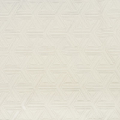 S1835 Snow Fabric: S17, ANNA ELISABETH, WHITE GEOMETRIC, GEOMETRIC MATELASSES, WHITE MATELASSES, MATELASSES, PERFORMANCE, WHITE PERFORMANCE, GEOMETRIC, WHITE