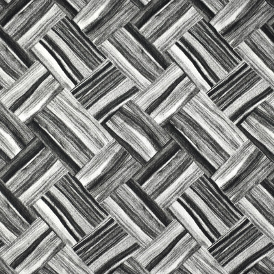S1840 Domino Fabric: S17, ANNA ELISABETH, BLACK AND WHITE ABSTRACT, CONTEMPORARY BLACK AND WHITE, BLACK AND WHITE, WOVEN BLACK AND WHITE, ABSTRACT WOVEN