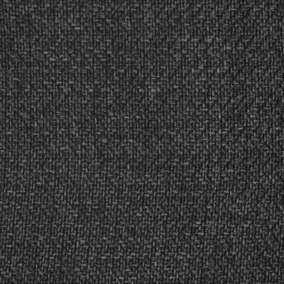 S1851 Black Sand Fabric: S17, ANNA ELISABETH, BLACK TEXTURE, BLACK WOVEN, BLACK BASKETWEAVE, BLACK WOVEN TEXTURE