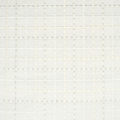 S1876 Stonewash Fabric: S39, S28, ANNA ELISABETH, NFPA260, NFPA 260, WINDOWPANE, WINDOWPANE PLAID, WHITE WINDOWPANE, WHITE PLAID, WHITE EMBROIDERY, WHITE, EMBROIDERY, PLAID, WHITE FAUX LINEN, PLAID FAUX LINEN, TEXTURED PLAID, PLAID TEXTURE, WINDOW, DRAPERY