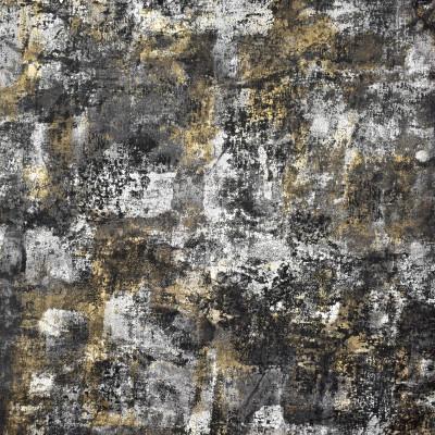 S1897 Twilight Fabric: S28, ANNA ELISABETH, PRINTED VELVET, BLACK PRINT, BROWN PRINT, BLACK VELVET, CONTEMPORARY VELVET, VELVET PRINT, NFPA260, NFPA 260