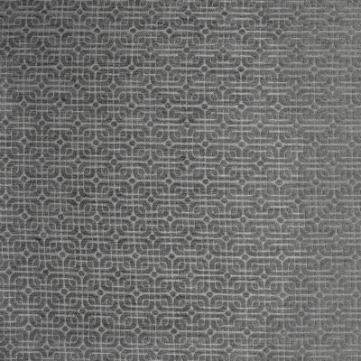S1903 Slate Fabric: S28, ANNA ELISABETH, GRAY GEOMETRIC, GEOMETRIC CHENILLE, GRAY CHENILLE, GRAY TEXTURE, GEOMETRIC TEXTURE, SLATE, NFPA260, NFPA 260, WINDOW, DRAPERY