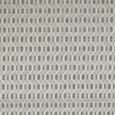 S1909 Travertine Fabric: S28, ANNA ELISABETH, DAMASK, GEOMETRIC DAMASK, GRAY DAMASK, NEUTRAL GEOMETRIC, SMALL SCALE, NFPA260, NFPA 260