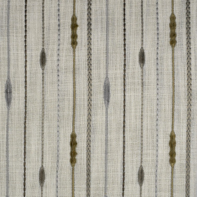 S1922 Chrome Fabric: S19, EMBROIDERED STRIPE, NEUTRAL EMBROIDERED STRIPE, SLUBBY EMBROIDERED STRIPE, TAUPE EMBROIDERED STRIPE, GRAY EMBROIDERED STRIPE, ANNA ELISABETH