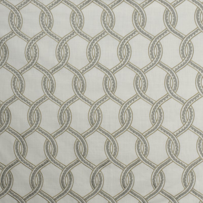 S1941 Metallic Fabric: S19, EMBROIDERY, ANNA ELISABETH, CONTEMPORARY EMBROIDERY, LATTICE EMBROIDERY, NEUTRAL EMBROIDERY