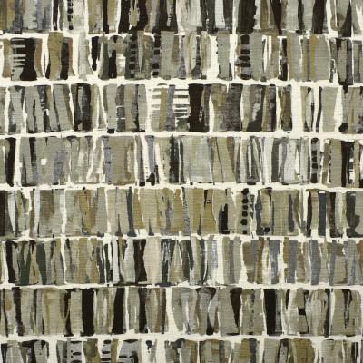 S1972 Fog Mist Fabric: S20, ANNA ELISABETH, PRINT, CONTEMPORARY PRINT, GEOMETRIC PRINT, BROWN PRINT, COTTON PRINT, 100% COTTON
