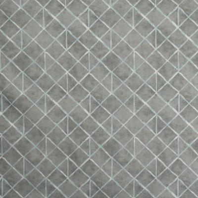 S1975 Cloud Fabric: S20, ANNA ELISABETH, PRINT, CONTEMPORARY PRINT, GEOMETRIC PRINT, DIAMOND PRINT, GRAY AND BLUE PRINT, GREY AND BLUE PRINT, COTTON PRINT, 100% COTTON