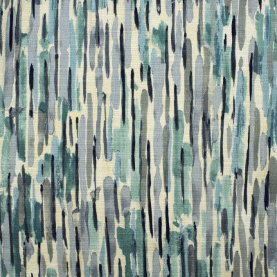 S1983 Rainwater Fabric: S20, ANNA ELISABETH, PRINT, CONTEMPORARY PRINT, ABSTRACT PRINT, BLUE PRINT, TEAL PRINT, COTTON PRINT, 100% COTTON