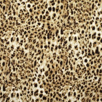 S1986 Driftwood Fabric: S20, ANNA ELISABETH, PRINT, ANIMAL PRINT, ANIMAL SKIN, BROWN PRINT, COTTON PRINT, 100% COTTON