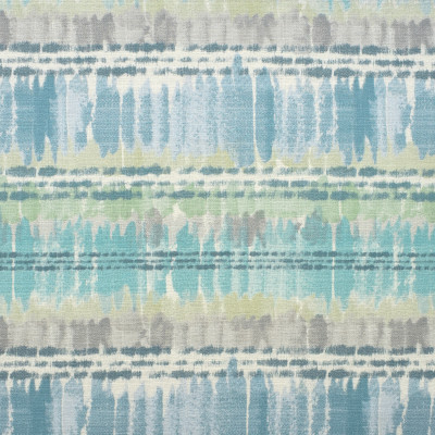 S1987 Tide Pool Fabric: S20, ANNA ELISABETH, PRINT, CONTEMPORARY PRINT, STRIPE PRINT, ABSTRACT PRINT, ABSTRACT STRIPE, BLUE PRINT, GREEN PRINT, COTTON PRINT, 100% COTTON