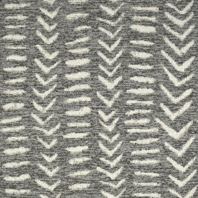 S2020 Smoke Fabric: S21, GRAY, GREY, TRIBAL, CONTEMPORARY, TEXTURE, ANNA ELISABETH, WOVEN