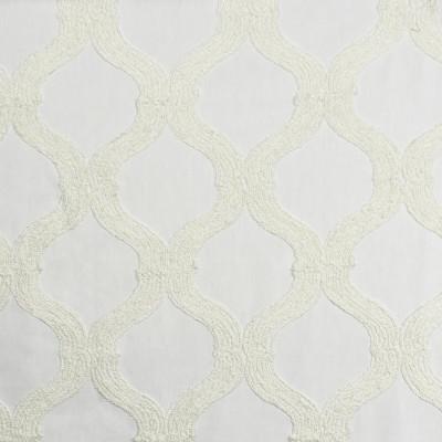 S2022 Ivory Fabric: S21, TONE ON TONE, EMBROIDERY, BOUCLE, WHITE EMBROIDERY, WHITE GEOMETRIC, GEOMETRIC, ANNA ELISABETH