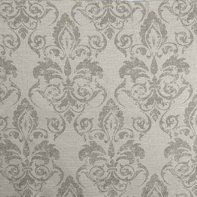 S2031 Dove Fabric: S21, NEUTRAL, BEIGE, GREIGE, TEXTURE, MEDALLION, LARGE-SCALE, TEXTURED MEDALLION, ANNA ELISABETH