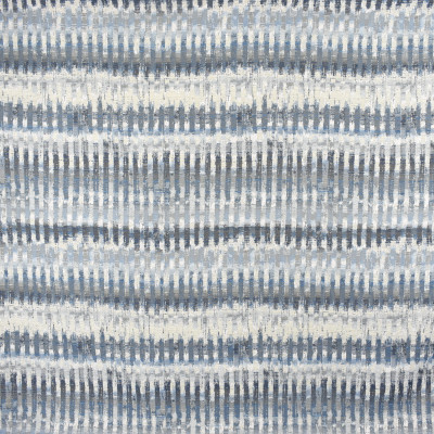 S2092 Denim Fabric: S22, ANNA ELISABETH, ANNA, ELISABETH, WOVEN, BLUE, BLUE WOVEN, IKAT, BLUE IKAT, CONTEMPORARY, NEUTRAL IKAT, IKAT STRIPE, STRIPE, STRIPES, WOVEN STRIPE