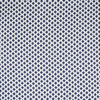 S2209 Sailor Fabric: S24, BLUE DIAMOND, DOT, SMALL-SCALE DIAMOND, BLUE AND WHITE, INSIDE OUT, OUTDOOR FABRIC, ANNA ELISABETH, INSIDEOUT, BLEACH CLEANABLE
