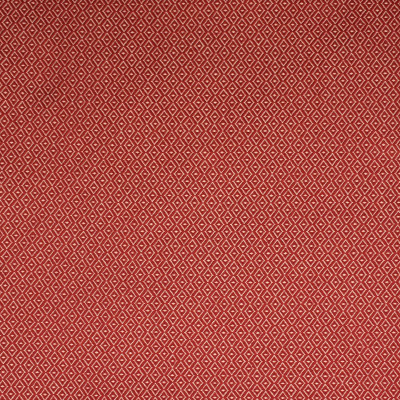 S2214 Sangria Fabric: S25, SMALL SCALE, DIAMOND, DOT, RED, BRICK, ANNA ELISABETH, INSIDE OUT, PERFORMANCE, OUTDOOR FABRIC