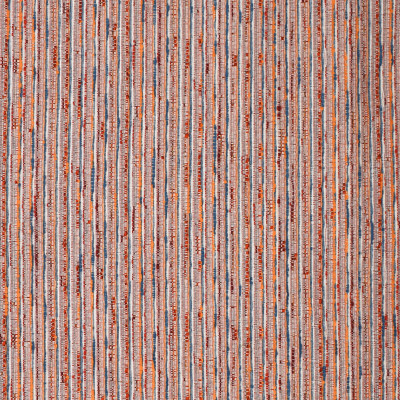 S2224 Tango Fabric: S25, MULTI-COLORED STRIPE, TEXTURED STRIPE, STRIPE, ORANGE, TEAL, ANNA ELISABETH, OUTDOOR FABRIC, INSIDE OUT, PERFORMANCE