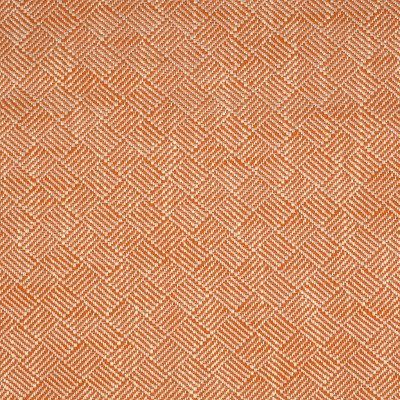 S2228 Guava Fabric: S25, DIAMOND TEXTURE, TEXTURE, DIAMOND, ORANGE AND WHITE, INSIDE OUT, PERFORMANCE, ANNA ELISABETH, OUTDOOR FABRIC