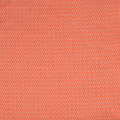 S2233 Rose Fabric: S25, HERRINGBONE, ORANGE, TEXTURE, INSIDE OUT, ANNA ELISABETH, PERFORMANCE, OUTDOOR FABRIC, BLEACH CLEANABLE