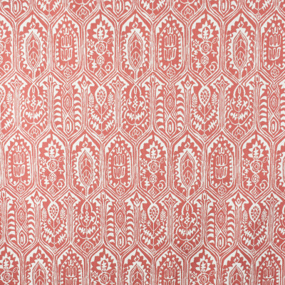 S2322 Macaroon Fabric: S27, ANNA ELISABETH, CRYPTON, CRYPTON HOME, PERFORMANCE, KID FRIENDLY, PET FRIENDLY, ANTI-MICROBIAL, STAIN RESISTANT, EASY TO CLEAN, IKAT, MEDALLION, PINK MEDALLION, WOVEN MEDALLION, PINK IKAT