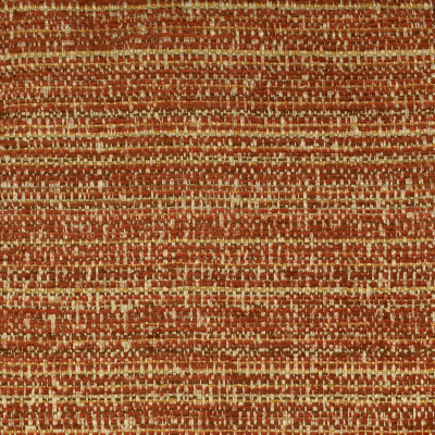 S2325 Sienna Fabric: S27, ANNA ELISABETH, CRYPTON, CRYPTON HOME, PERFORMANCE, KID FRIENDLY, PET FRIENDLY, ANTI-MICROBIAL, STAIN RESISTANT, EASY TO CLEAN, STRIPE TEXTURE, CHENILLE STRIPE, ORANGE CHENILLE TEXTURE, CHUNKY TEXTURE, BURNT ORANGE, RUST