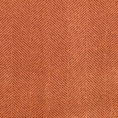 S2326 Melon Fabric: S27, ANNA ELISABETH, CRYPTON, CRYPTON HOME, PERFORMANCE, KID FRIENDLY, PET FRIENDLY, ANTI-MICROBIAL, STAIN RESISTANT, EASY TO CLEAN, ORANGE HERRINGBONE, HERRINGBONE, WOVEN HERRINGBONE, ORANGE