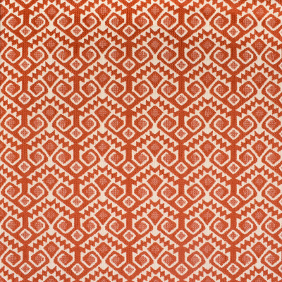 S2327 Macaroon Fabric: S27, ANNA ELISABETH, CRYPTON, CRYPTON HOME, PERFORMANCE, KID FRIENDLY, PET FRIENDLY, ANTI-MICROBIAL, STAIN RESISTANT, EASY TO CLEAN, SOUTHWEST, ORANGE, ORANGE SOUTHWEST, SOUTHWEST WOVEN
